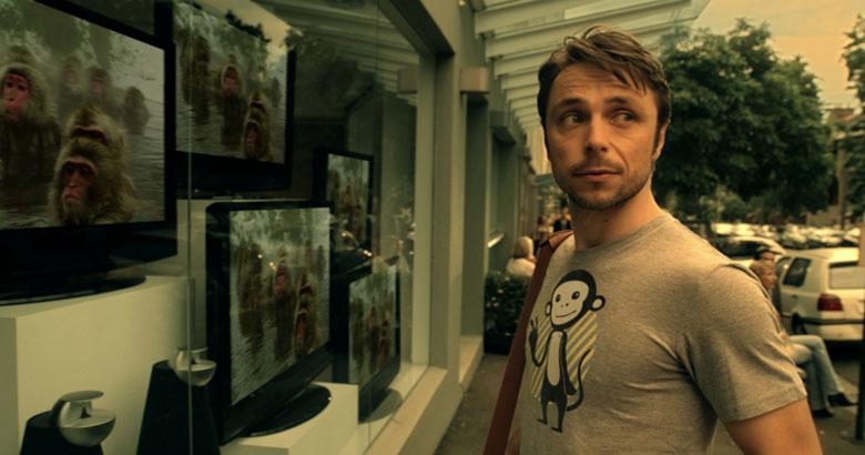 """Optus TV Now """"Monkey Man"""""""