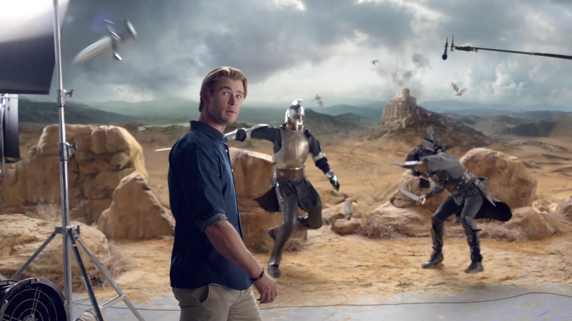Experience Drama – Chris Hemsworth